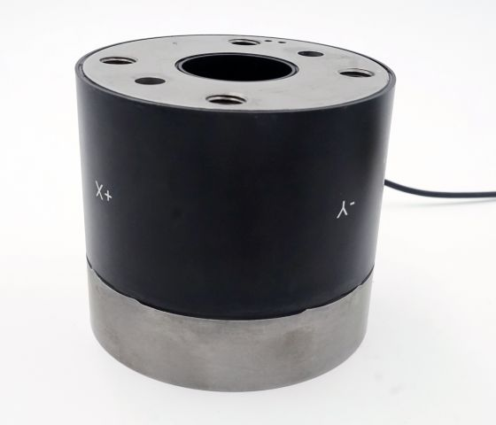 Multi-axis loadcell for auto crash test